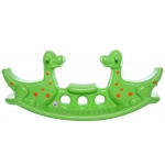 Dinosaur Seesaw for Two , Activity and Amusement