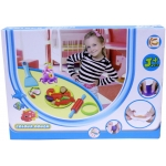 Color Plasticine by color dough play to enjoy and learn mix shape and design