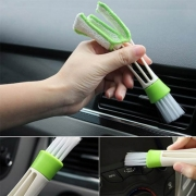 Car air conditioning vent cleaning brush blinds cleaning brush