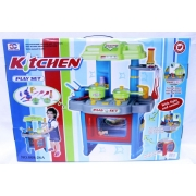 cooking play kitchen set toys pretend & dress