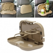 Food Meal Drink Tray Car Auto