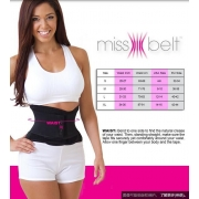 Original The Miss Belt 'The perfect waistline in seconds