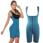 SIBOTE Sports Siamese Vest Corset for Women Full