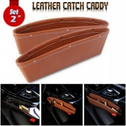 Leather Catch Caddy