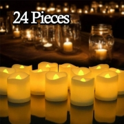 24 led candles Tea Light