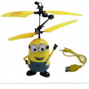 Minions Helicopter Rechargeable Drone