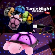 Turtle LED Night Light Song Music