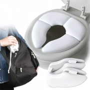 Cushie Traveller Folding padded Potty Seat