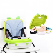 Portable folding Kids chair bag booster infant chair for feeding baby travel seat parent-child chair