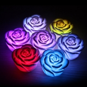 Rose Flower Led Light for AED 5