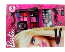 Barbie Big Handbag With Cosmetic Set