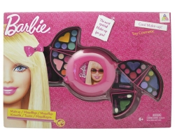 Barbie  Big Make Up Set, Multi Color