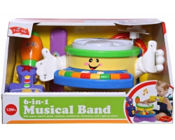 6in1 Musical Band - Musical Toys