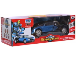 Super Deformation Car-Robot