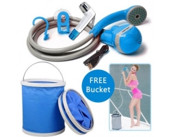New Rechargeable Bidet Sprayer with Free Bucket