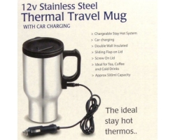 Stainless steel travel Car Cup
