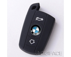 8BM-3B BMW 3 Button Remote Silicone Car key Cover