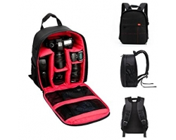 Backpack Bag Waterproof DSLR Case