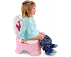 Baby Potty  - Pink