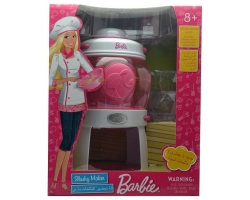 Barbie  Slushy Maker Machine, Multi Color
