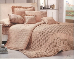 100% Cotton Comforter set-015