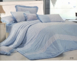 100% Cotton Comforter set-018