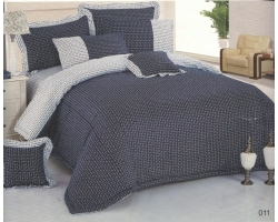 100% Cotton Comforter set-011