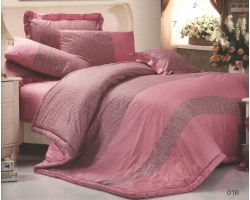 100% Cotton Comforter set-016