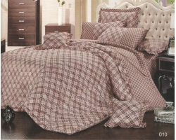 100% Cotton Comforter set-010