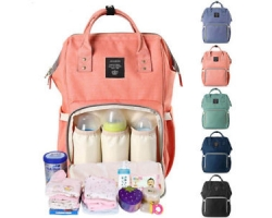 Baby Diaper Bag Large Capacity