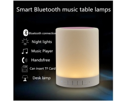 Speaker Bluetooth Mini Smart Music Lamp