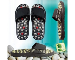 The Foot Reflex Reflexology Slippers: astonishing relaxation for the whole body