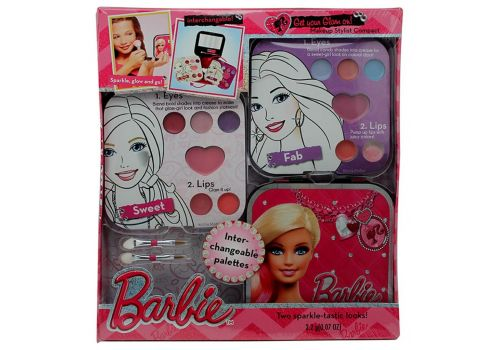 Markwin  Barbie Get Your Glam On! Makeup, Multi Color