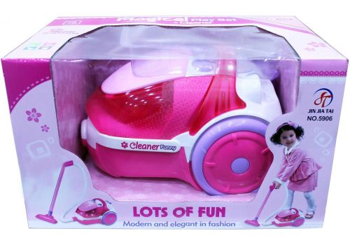 Vacuum cleaner set toys pretend & dress up battery operated