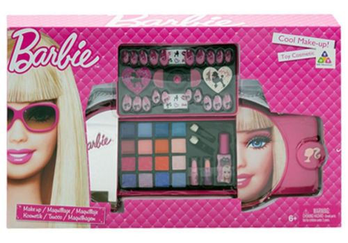 Barbie Big Sliding cosmetic case