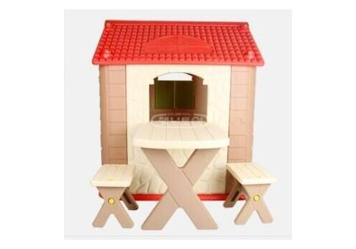 Kids Outdoor Play House HN-705