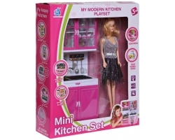 My Mini Kitchen Play Set - Dolls