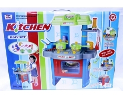 cooking play kitchen set toys pretend & dress-