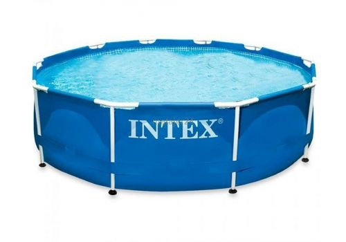 Metal big Frame Pool by Intex